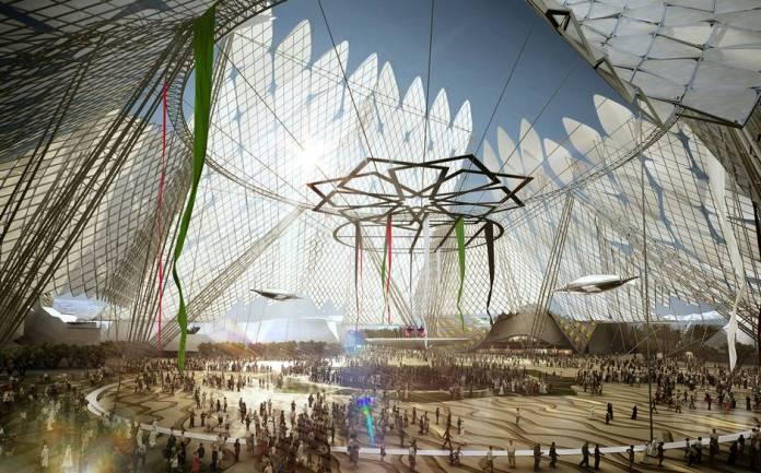 Al Wasl Plaza - Expo 2020 Dubai