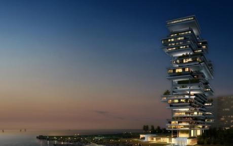 Imovel Exterior One Palm – Dubai, Emirado Árabes Unidos Vista Panorama