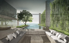 Imovel Exterior One Palm – Dubai, Emirado Árabes Unidos Vista Area Construida