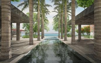 Imovel Exterior One Palm – Dubai, Emirado Árabes Unidos Vista Externa