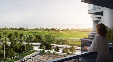 Golfotel – Dubai, Emirado Árabes Unidos Vista Campo de Golfe