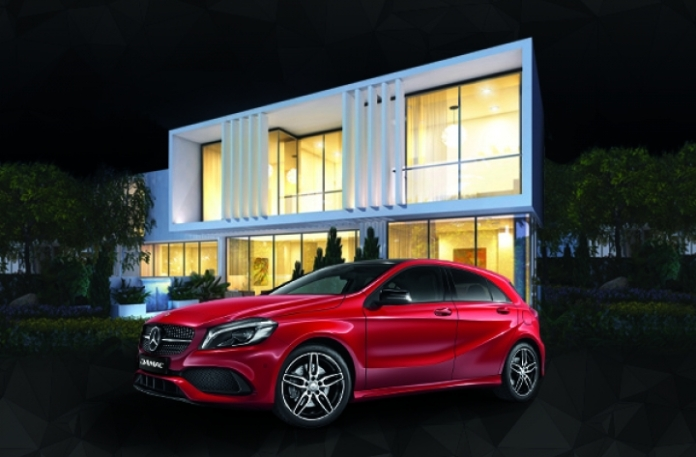 Invista na Aurum Villas e Ganhe 1 Mercedes-Benz!