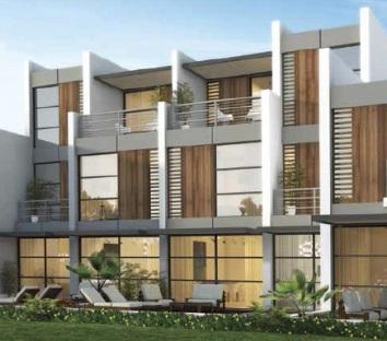 Aurum Villas - Damac, Dubai Imóvel Exterior - Vista 2