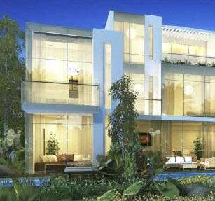 Aurum Villas - Damac, Dubai Imóvel Exterior - Vista 1