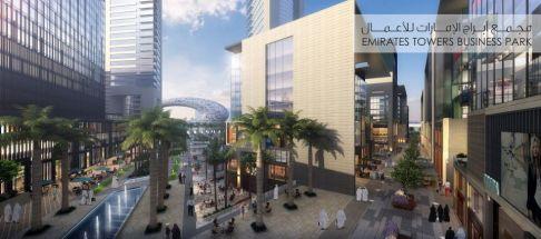 Emirates Towers Business Park - Vista Shopping Center