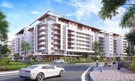 Sobha Hartland MBR Apartamentos - Entrada