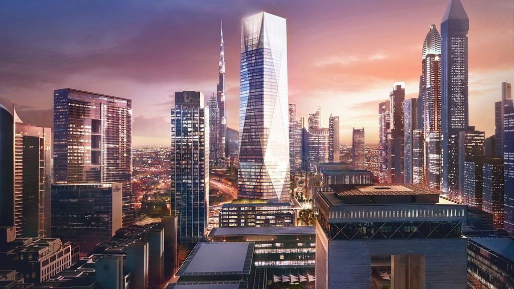 ICD Brookfield Place - Completo e Torre Dubai