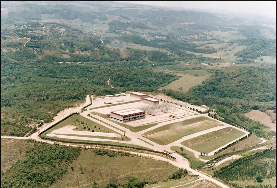 Built to Suit Imóvel Industrial - Sorocaba, São Paulo - Vista Aérea Lateral