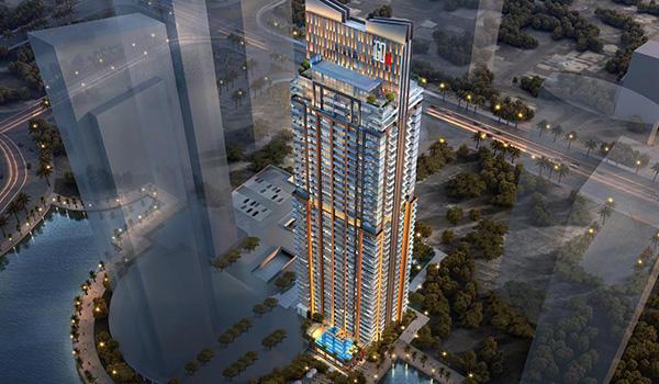 IGO 101 Tower Dubai