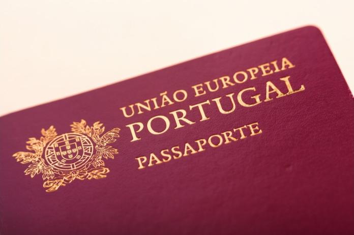 Passaporte Português Europeu